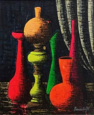 Attributed: BERNARD BUFFET (French, 1928-1999)