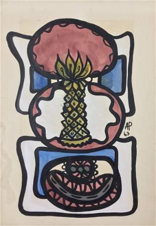 AMELIA PELAEZ (Cuban, 1896-1968)