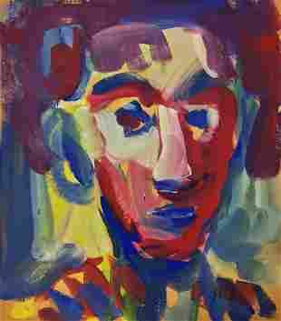 DAVID PARK (American, 1911-1960)