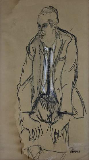 LARRY RIVERS (American, 1923-2002)