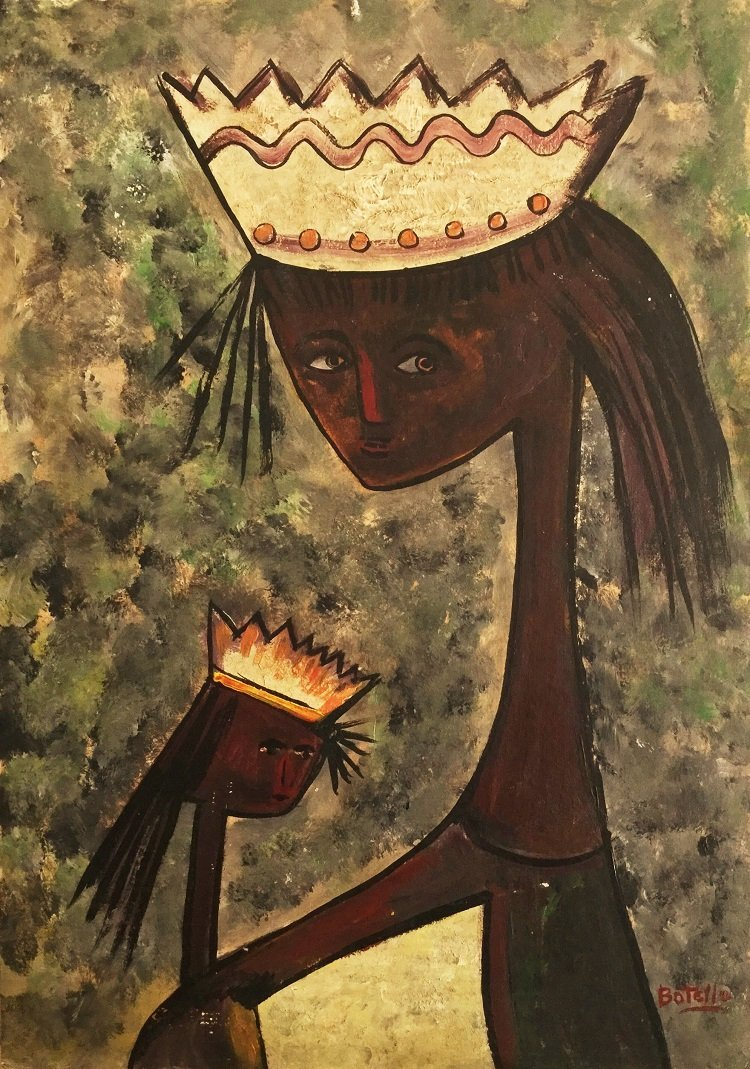After ANGEL BOTELLO (Puerto Rican, 1913-1986)