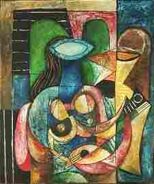 MARIO CARRENO (Cuban, 1913-1999)