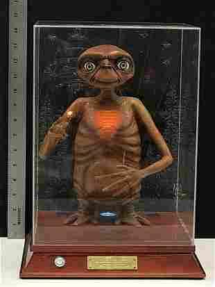 RARE/VTG. Authentic E.T. Talking Light up Display