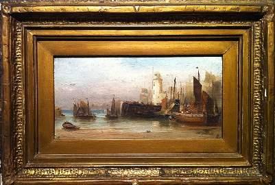 William James Callcott (British, 1843-1890)