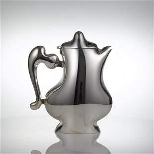 Modern Italian Coffeepot - Style of Jean Arp