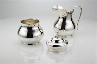 Buccellati Tea & Coffee Set - Italian Silver