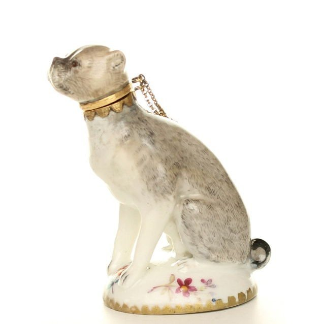 Porcelain Dog Perfume