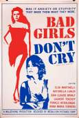 BAD GIRLS DON'T CRY (1965) prison prostitution giant