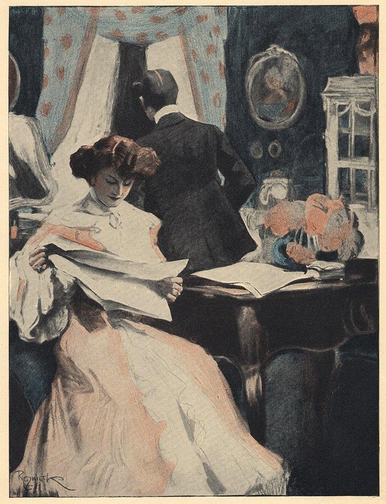 DAS PRAE German cabaret ladies Munich 1900-1910 artwork