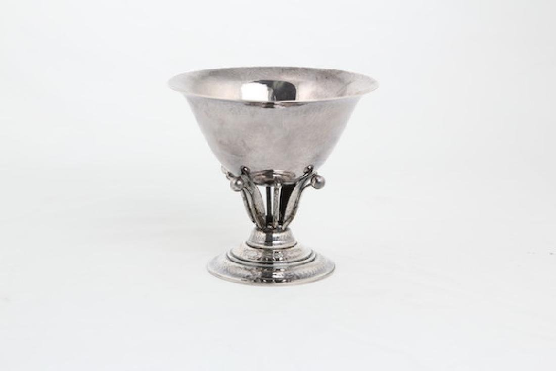 Georg Jensen, (Danish,1866-1935) Sterling silver