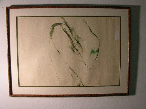 2884: SERVANDO CABRERA MORENO. (CUBAN. 1923-1981)ETCHIN