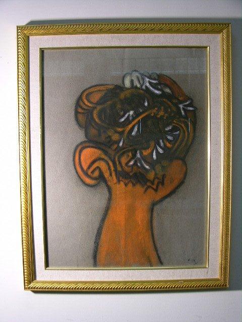 2886: ROBERTO MATTA (CHILE. 1911-2002)EXPRESSIONIST/SUR