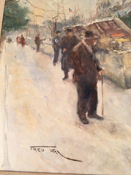 Pal Fried (Hungarian:1893-1976). - 3