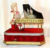 Mozart Musical Automaton