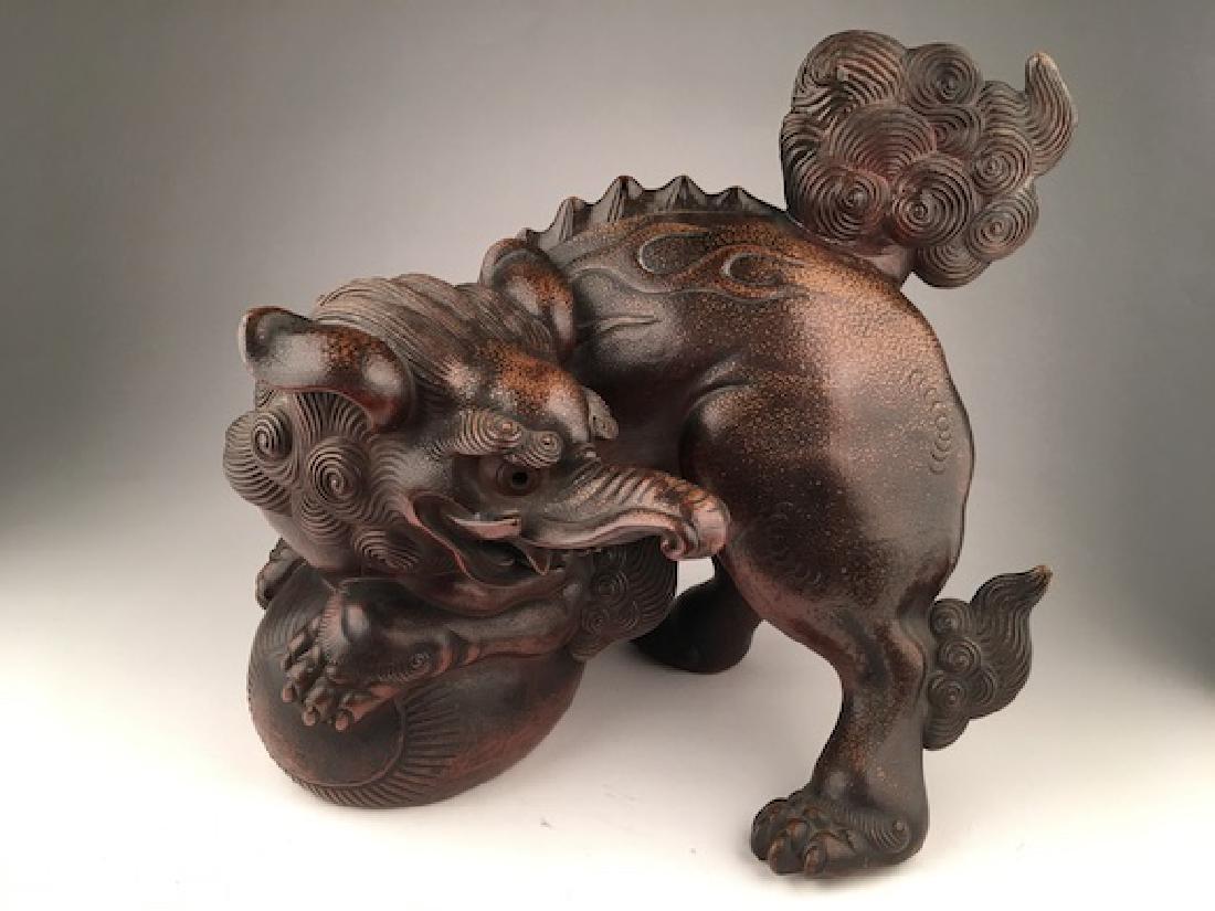 Bronze late 19 th early 20 th century Japanese