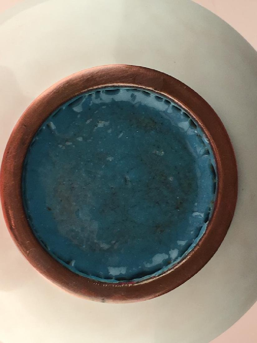 20 th century Japanese cloisonne vase - 9