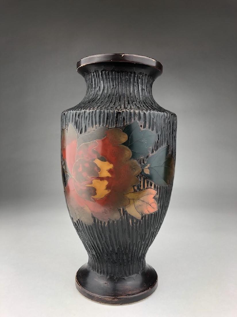 "Antique 19 th century Japanese Totai ""Tree Bark"" - 3"