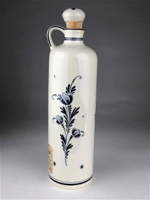 Delf porcelain blue and white porcelain