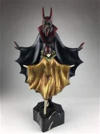 Roland Paris, (French:1894-1945). Art deco sculpture.