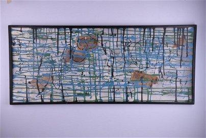 Jackson Pollock, (American: 1912-1956).