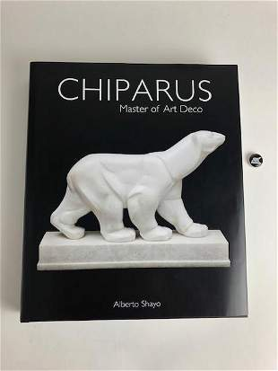 2019 Edition of Chiparus Master of Art Deco by