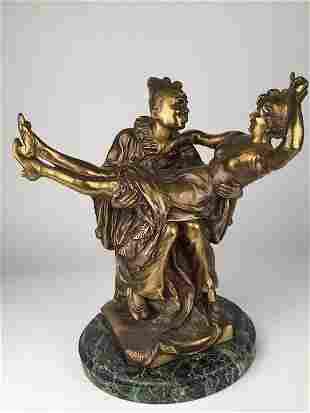 Rimke Otto RimkeViennese bronze sculpture