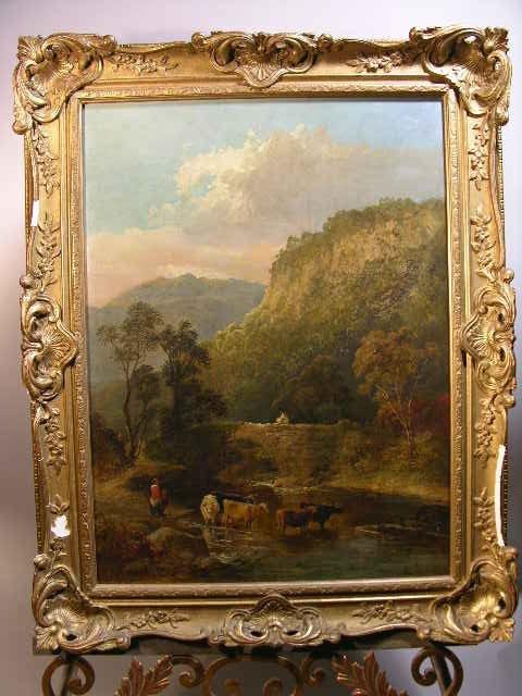 2010: THOMAS WHITTLE (BRITISH, FL. 1865-1883)  CATTLE W
