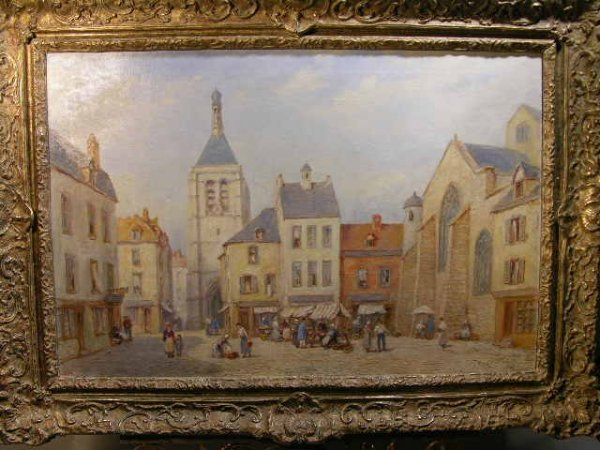 2015: PIERRE LE BOEUFF (FRENCH, 19TH CENTURY)  Seine et
