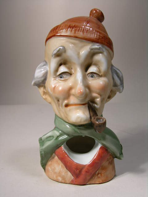 519: SHAFER AND VATER FIGURINE.