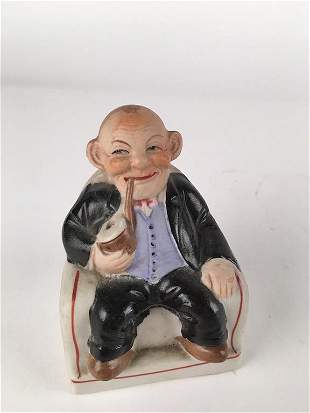 SHAFER AND VATER FIGURINE.