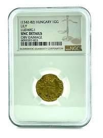 World gold coin.