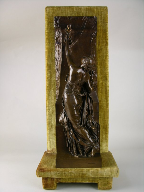 1: HENRY MICHEL ANTOINE (FRENCH:1833-1891).