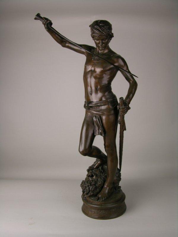 2: ANTONIN MERCIE (FRENCH:1803-1887).