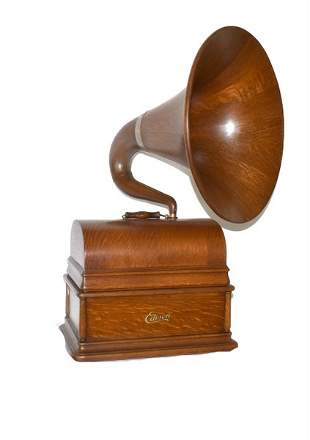 Edison Opera cylinder phonograph, early Serial #1224.