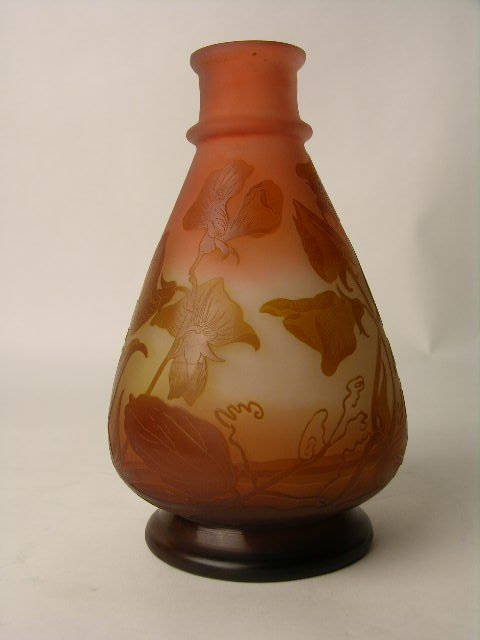 15: EMILLE GALLE: CAMEO VASE.