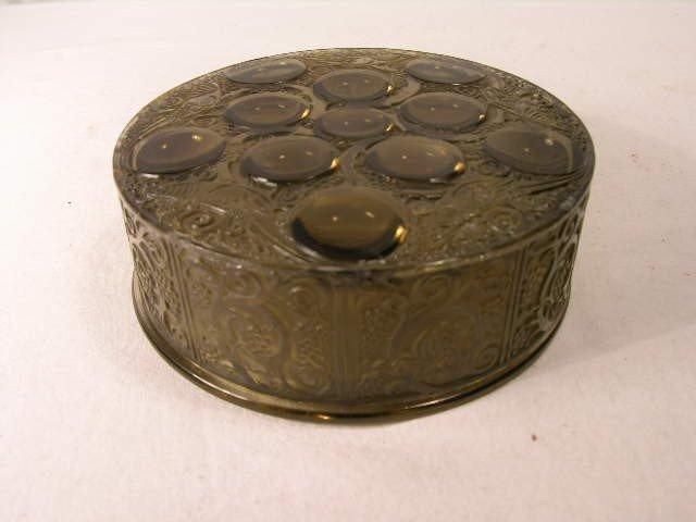 "23: R. LALIQUE ""ROGER"" BOX, CIRCA 1926."