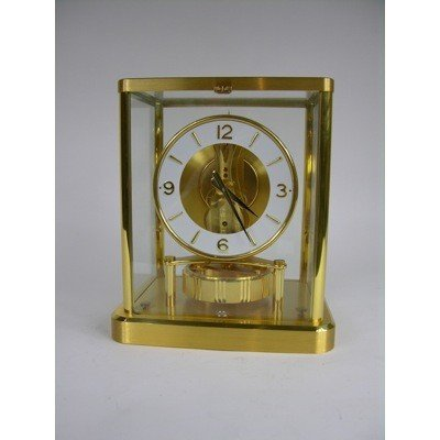 8: LE COULTRE ATMOS CLOCK.