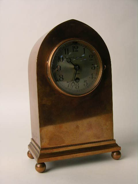 16: CHELSEA MANTLE CLOCK.