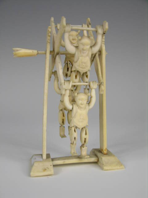 """12: CARVED IVORY GROUP.HEIGHT 5"""".INTERNATIONAL SHIPPING"""
