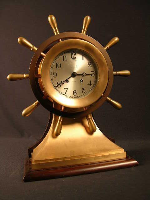 5: Chelsea clock  (American).