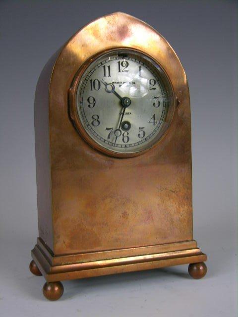 6: CHELSEA MANTLE CLOCK.