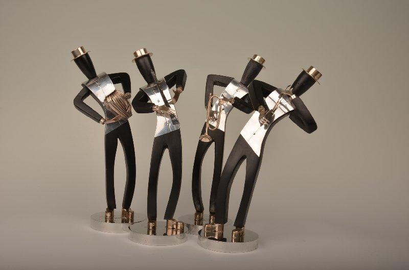29: Karl Hagenauer (Austria:1898-1956). A group of four