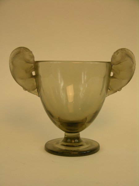 "24: Very nice and highly sought after Rene Lalique ""Bel"