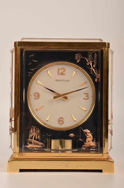 Le Coulture Atmos perpetual clock.