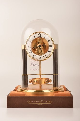 Jaeger-LeCoultre Limited Edition Atmos clock.
