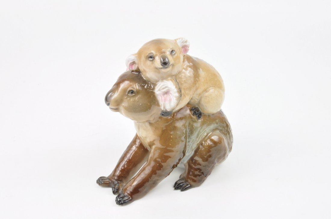 Rosenthal German porcelain figurine of a Koala Bea with