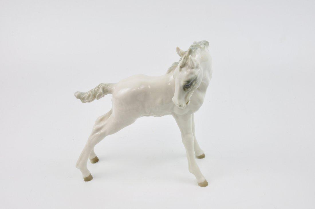 Hutschenreuther German porcelain figurine of a standing