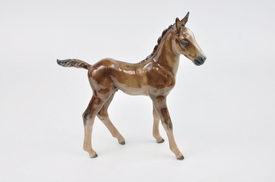Rosenthal German porcelain figurine of a standing