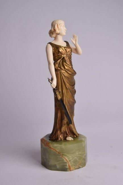 """Ferdinand Preiss (German, 1882-1943) """"Judith""""."""