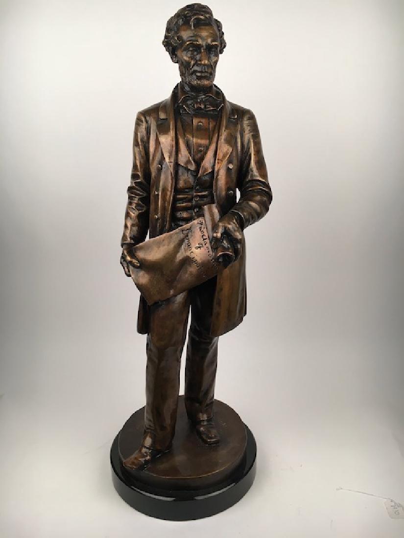 Leonard Wells Volk (American, 1828-1895) Abraham